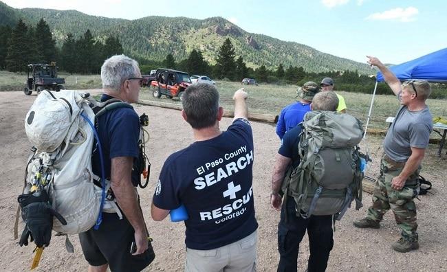 Volunteer team briefing